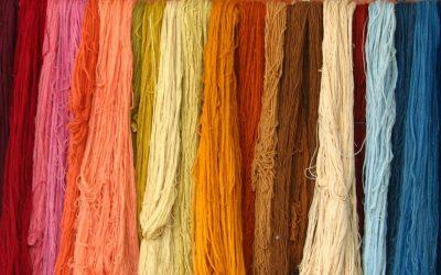 Tips to Dye Coloured Yarn